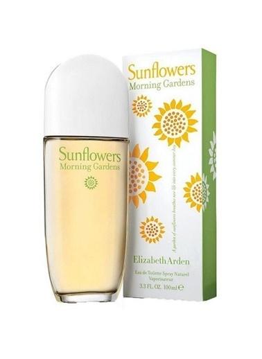 Elizabeth Arden Elizabeth Arden Sunflowers Morning Garden Edt 100 Ml Kadın Parfüm Renksiz